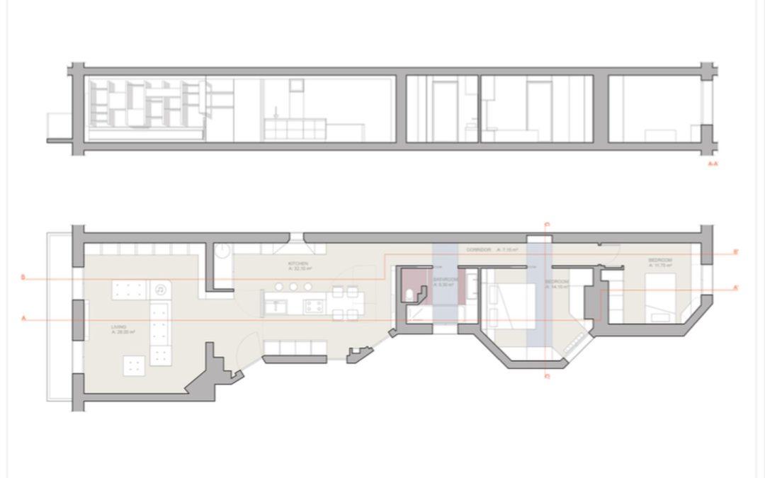 Chapelle Apartment