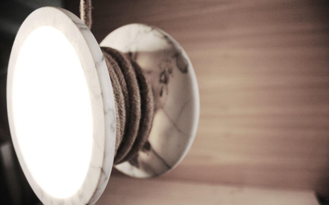 Lampada Spooled
